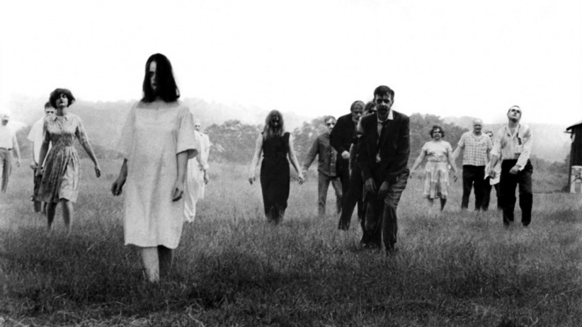 "Gli zombie di ""Night of Living Dead"""